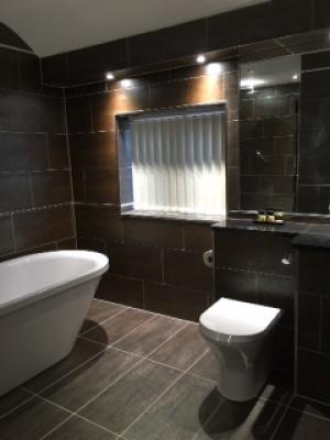 bespoke bathrooms, bathroom design