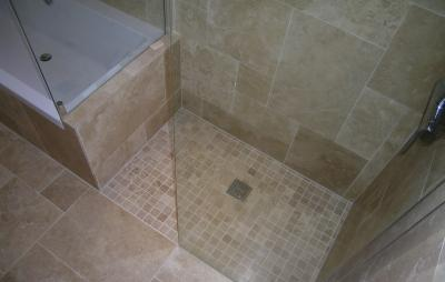 Wetroom floor