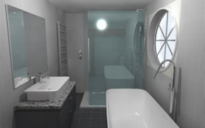 bespoke bathrooms,  bathroom installation